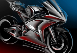 Ducati anuncia primeira moto elétrica para 2023