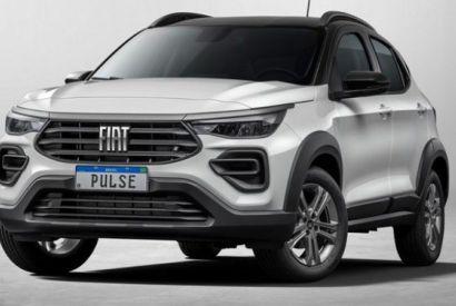 Fiat Pulse registra 4 mil reservas em apenas 48 horas