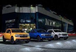 Ford Maverick 2023 chega ao Brasil na versão Lariat FX4