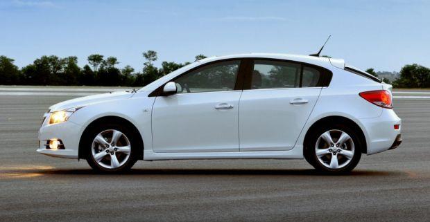 Chevrolet Cruze Sport6 - Foto 8