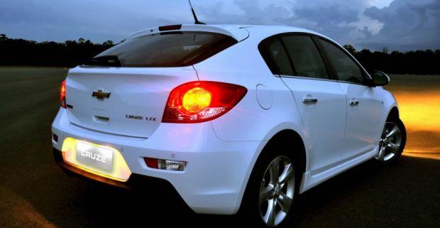 Chevrolet Cruze Sport6 - Foto 9
