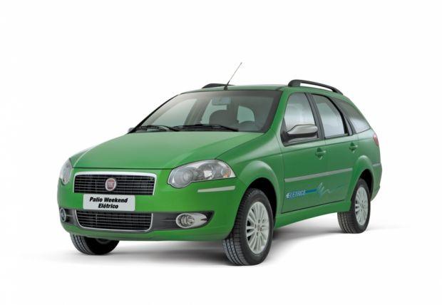 Fiat Palio Elétrico
