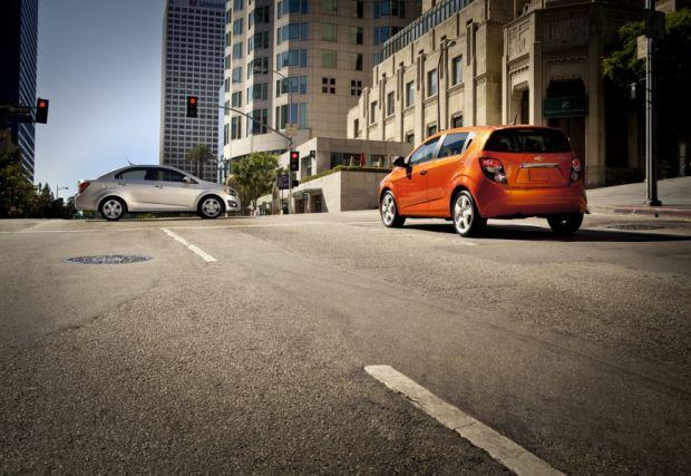 Visual do Sonic Sedan e Hatch