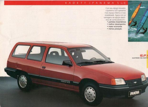 Chevrolet Ipanema - Propaganda