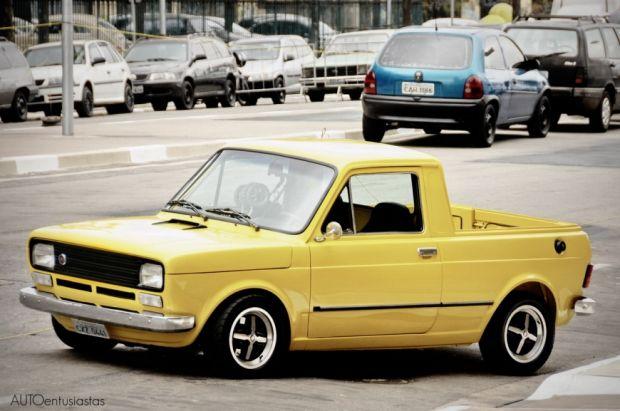Fiat 147 Pickup