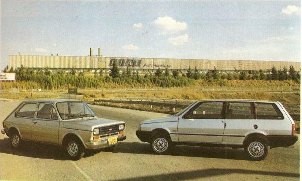 Fiat AVA e Fiat Elba