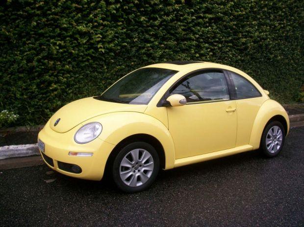Novo Fusca New Beetle