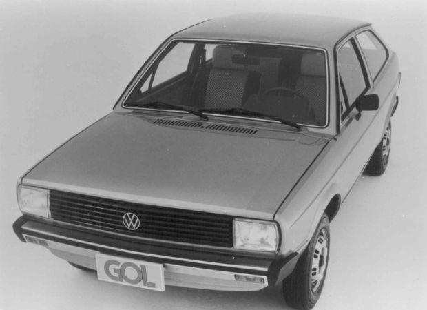 VW Gol - Surgimento