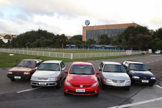 Volkswagen Gol - Todas as gerações