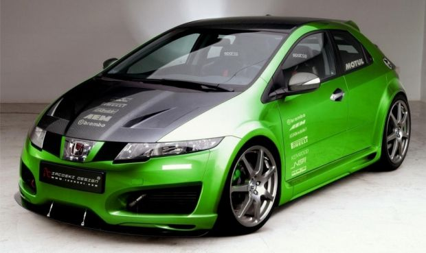 Honda Tunado