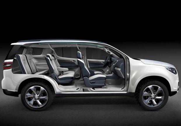 Chevrolet Nova Blazer - TrailBlazer
