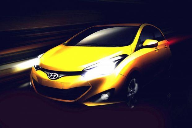 Hyundai HB20 - Teaser