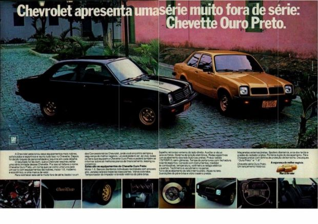 Chevette Ouro Preto