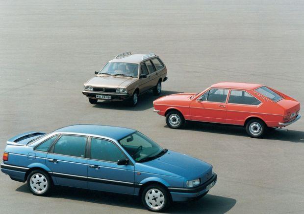 Volkswagen Passat - Várias gerações
