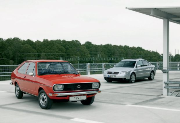 Volkswagen Passat - Duas Gerações
