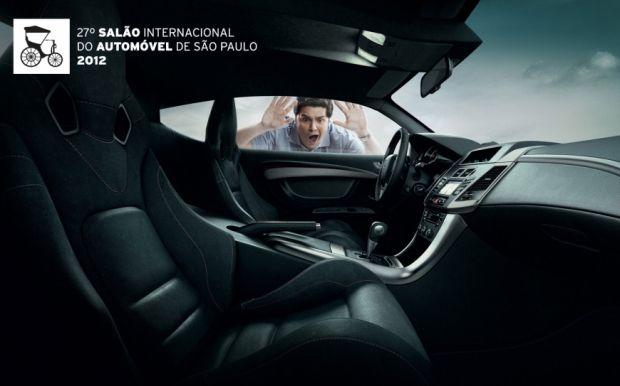 Salão do Automóvel de SP 2012