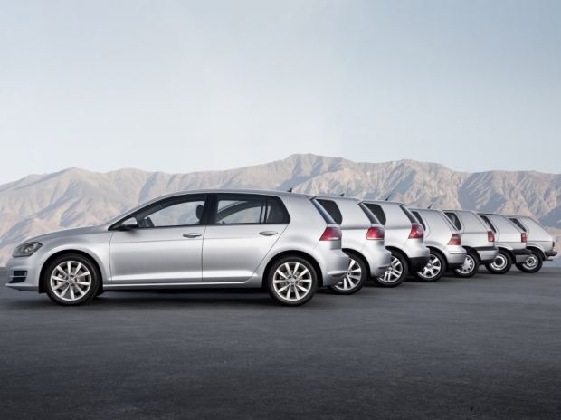 Volkswagen Golf VII - Foto 8