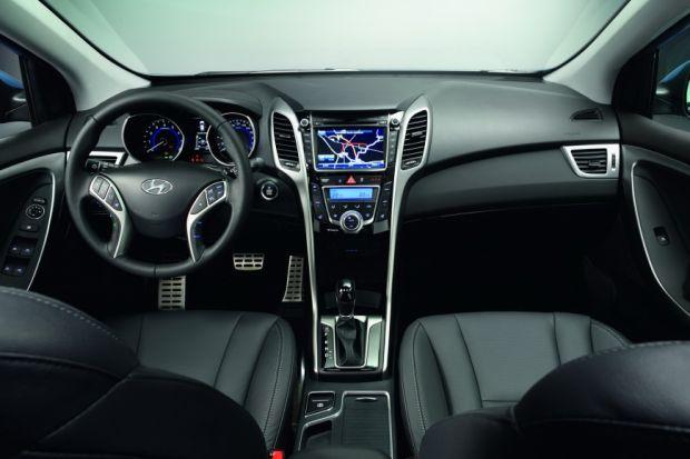 Novo Hyundai i30 - Interior