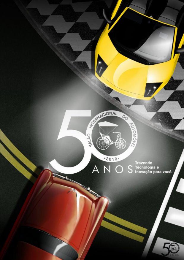 50 anos Salão do Automóvel