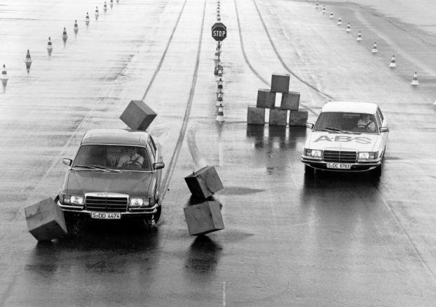 Testes Freios ABS Mercedes