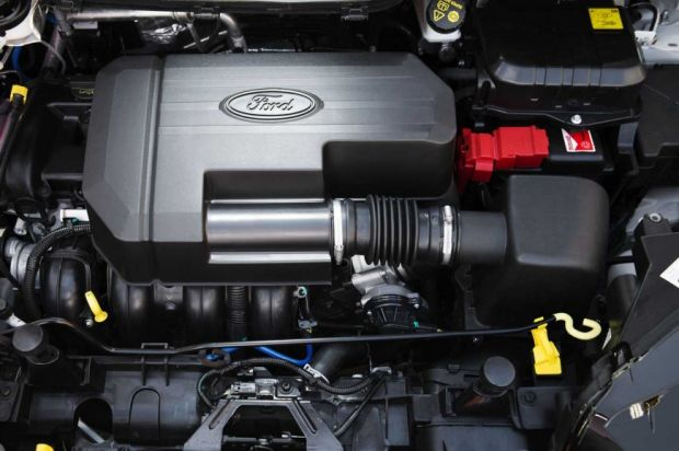 Motor nova Ecosport