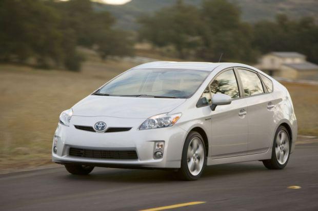 Toyota Prius - Prévia - Foto 1