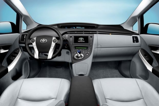 Toyota Prius - Prévia - Foto 2
