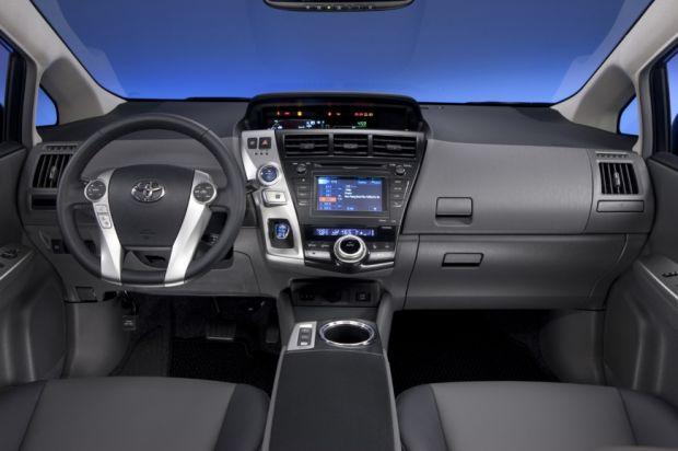 Toyota Prius - Prévia - Foto 3