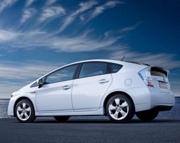 Toyota Prius - Prévia - Foto 6