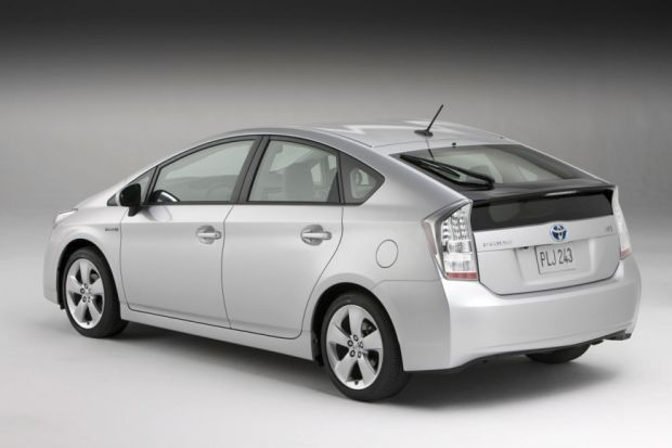 Toyota Prius - Prévia - Foto 7