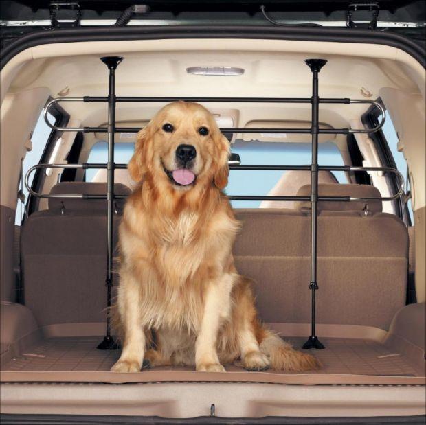 Resultado de imagem para grade divisoria para cachorro carro