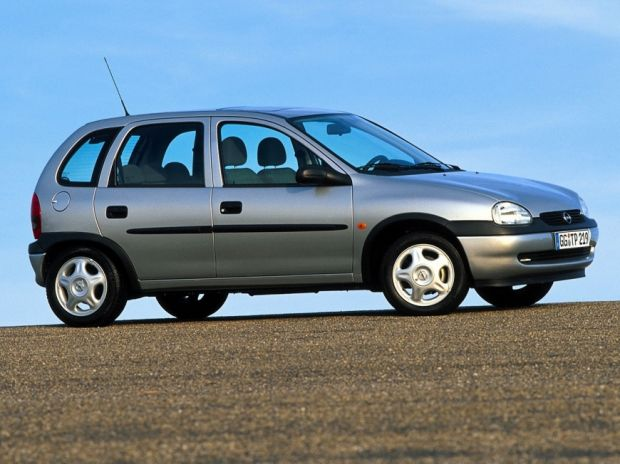 Chevrolet Corsa 2000