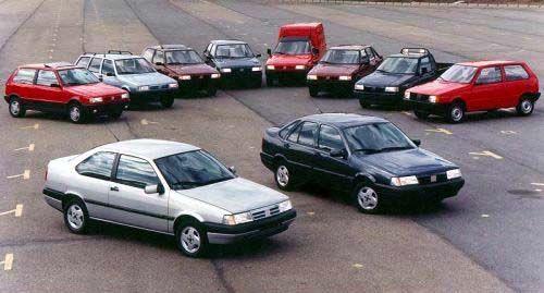 Fiat Tempra - Vários modelos