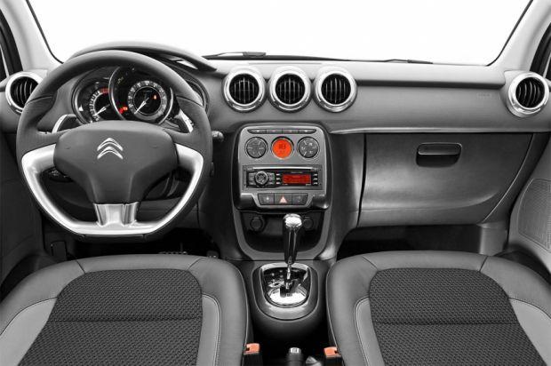 Interior - Citroen C3