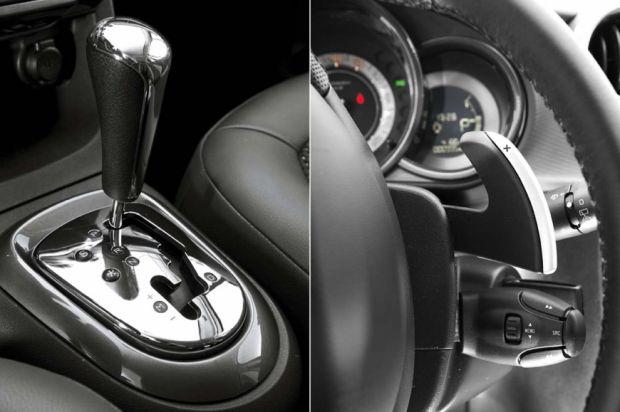 Câmbio automático - Citroen C3