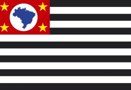 Bandeira São Paulo