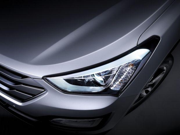 Design Hyundai Santa Fe