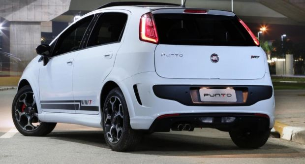 Novo Fiat Punto - Foto 5