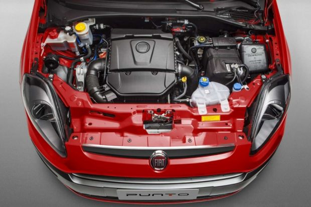 Motor Fiat Punto