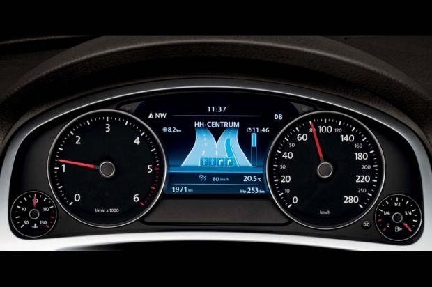 Painel Volkswagen Touareg