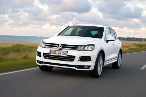 Frente Volkswagen Touareg
