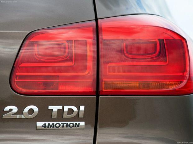 Lanterna Volkswagen Tiguan