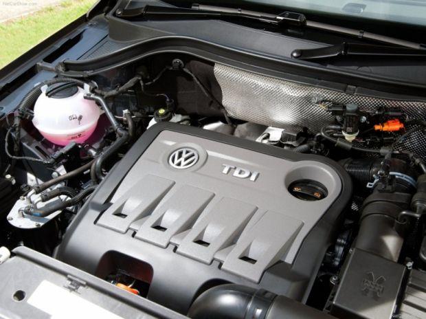 Motor Volkswagen Tiguan