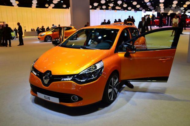 Renault Clio IV - Salão de Paris