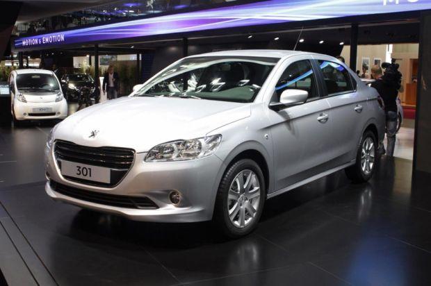 Peugeot 301 - Salão de Paris