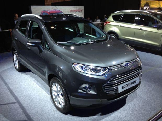 Ford EcoSport - Salão de Paris