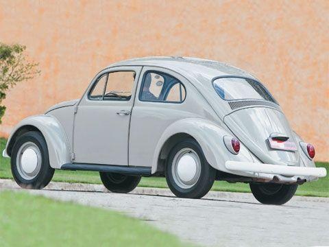 Volkswagen Pé de Boi