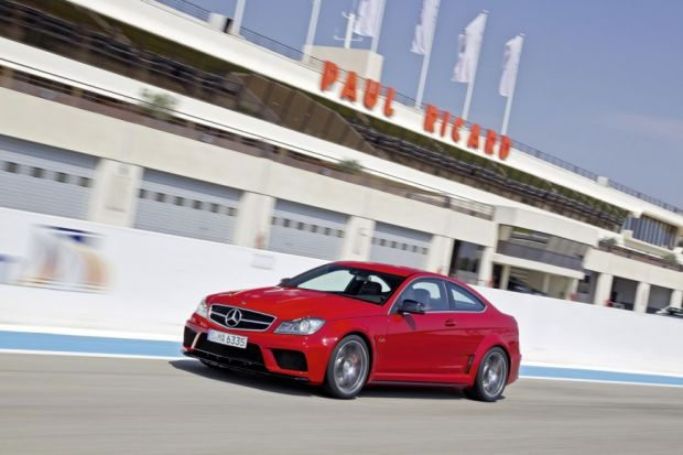 Mercedes C63 AMG Black Series - Foto 4
