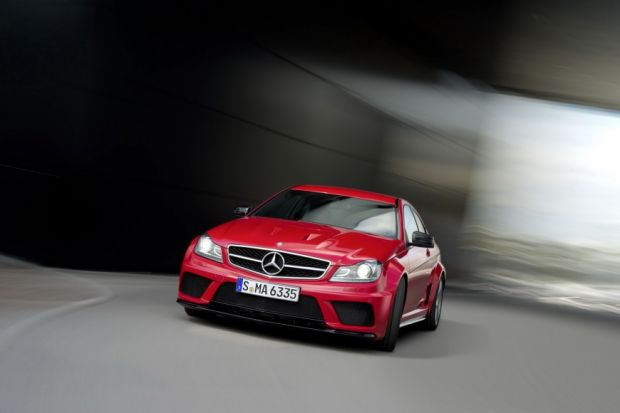 Mercedes C63 AMG Black Series - Foto 6