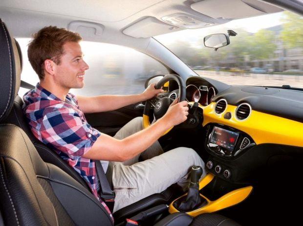 Opel Adam - Interior